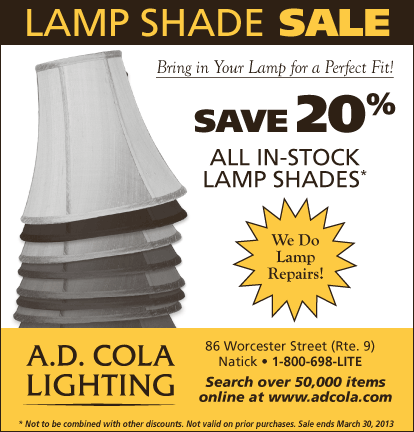 Lamp Shade Sale