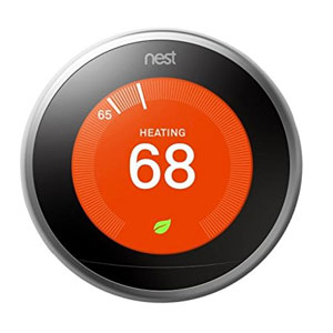 Nest Learning Thermostat (T3008US)