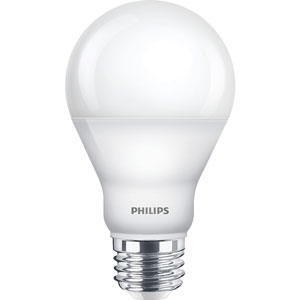 Dimmable A-Type LED Bulb Replaces 60-Watt Incandescent