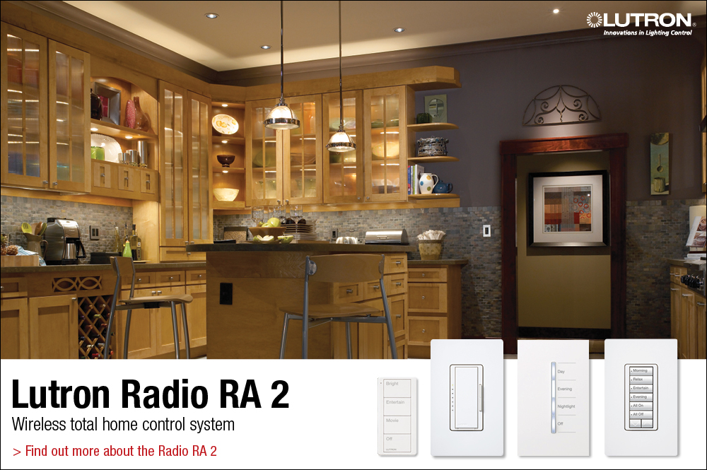 Lutron Radio Ra Wireless Home System